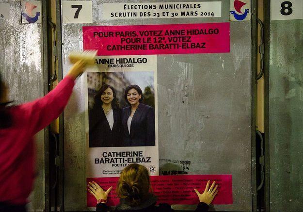 « Il ne suffit pas de mettre une femme en tête de liste pour qu'elle soit élue »