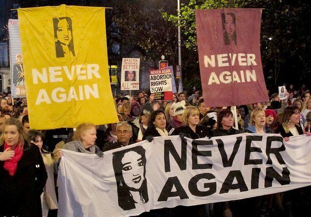 L'avortement en Irlande bientôt autorisé, mais sous conditions
