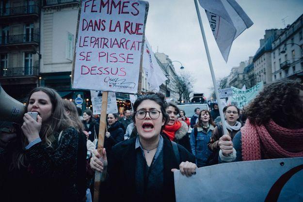 L'association Osez le féminisme