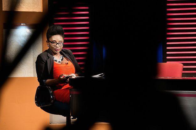 La blogueuse Nana Akuosa Hanson