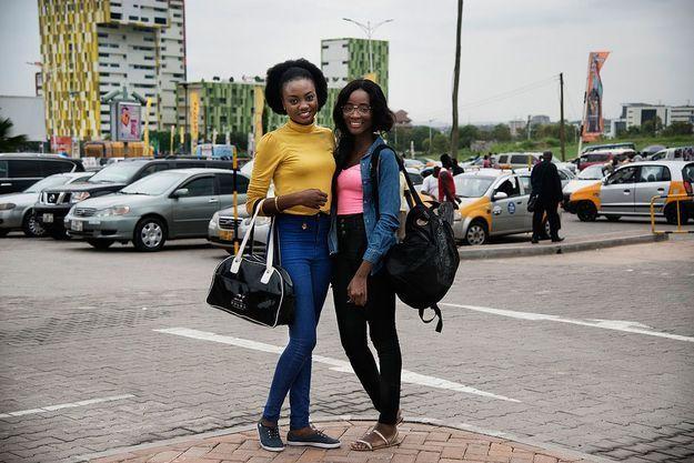 La jeunesse d'Accra
