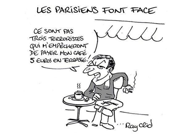 Attentats à Paris : la réponse des caricaturistes à la violence