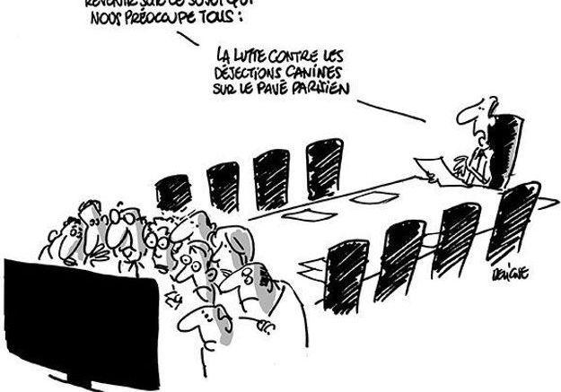 Caricature de Deligne