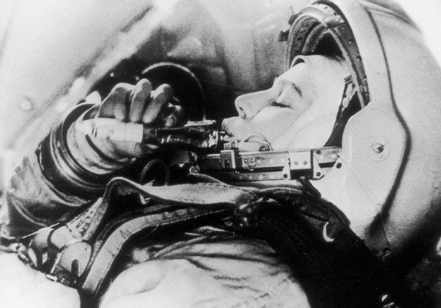 Valentina Terechkova, la pionnière