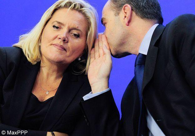 Chaos à l'UMP : des femmes bien adroites