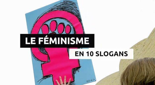 le feminisme en 10 slogans