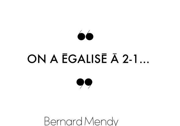 Bernard Mendy