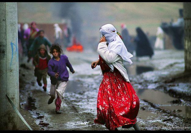 Kurdistan turc. Cizre. 21 mars 1993