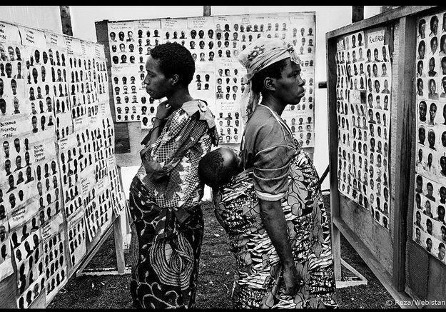 Portraits d'enfants perdus. 1995