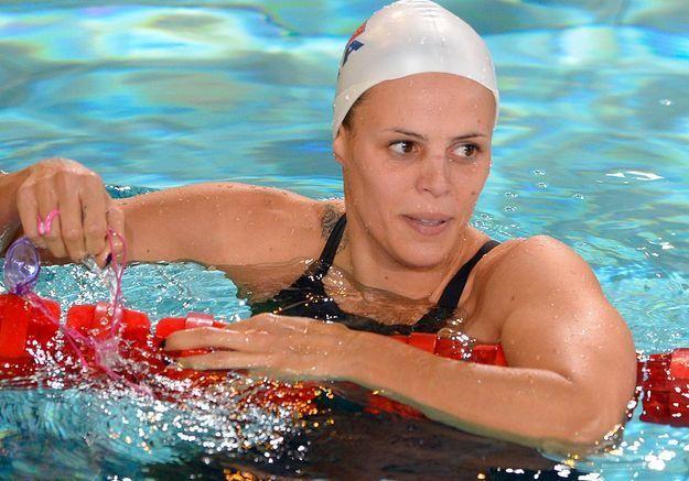 Laure Manaudou, pour son retour gagnant dans les bassins