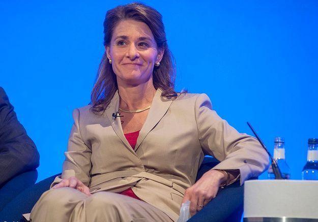 Melinda Gates pour la promotion du planning familial dans les pays en voie de développement