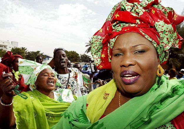 Aminata Mbengue Ndiaye, ministre sénégalaise
