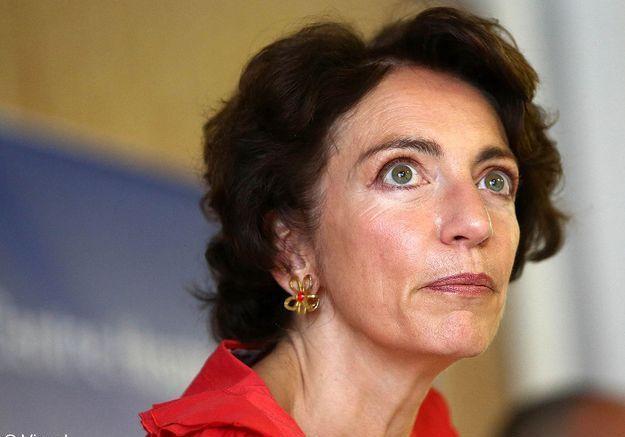 Marisol Touraine ministre de la Santé