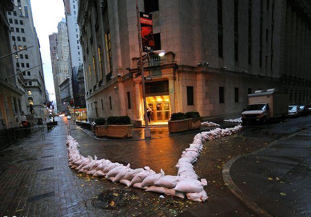 New york ouragan preparatif