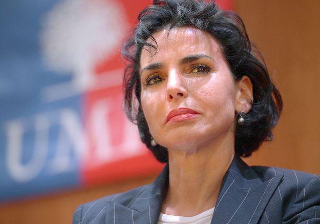 Rachida Dati, eurodéputée et maire UMP du 7e arrondissement