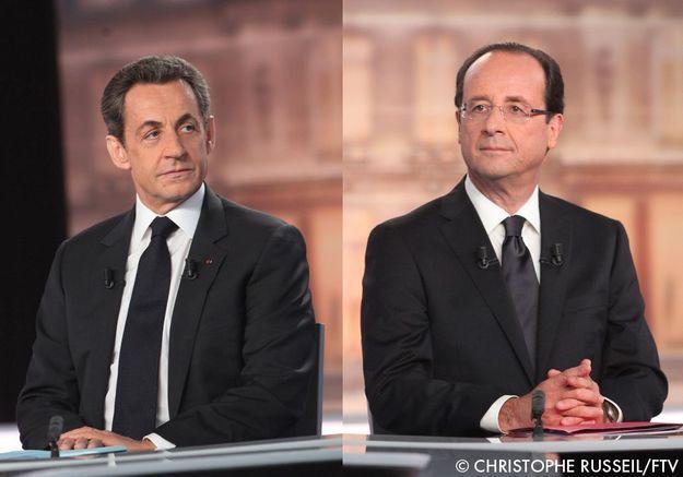 Son débat avec Nicolas Sarkozy