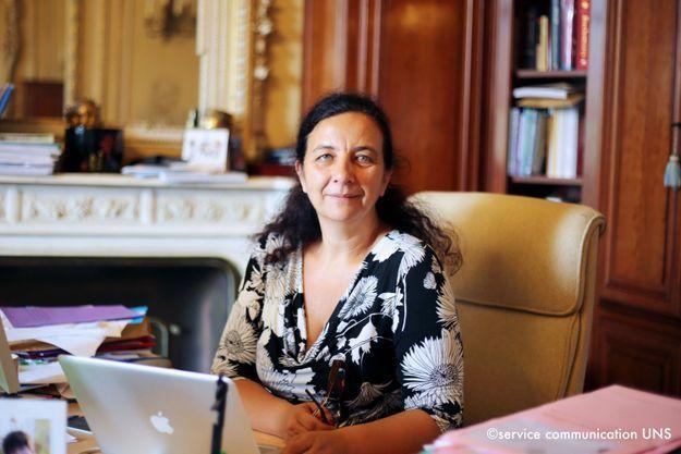Frédérique Vidal, 53 ans