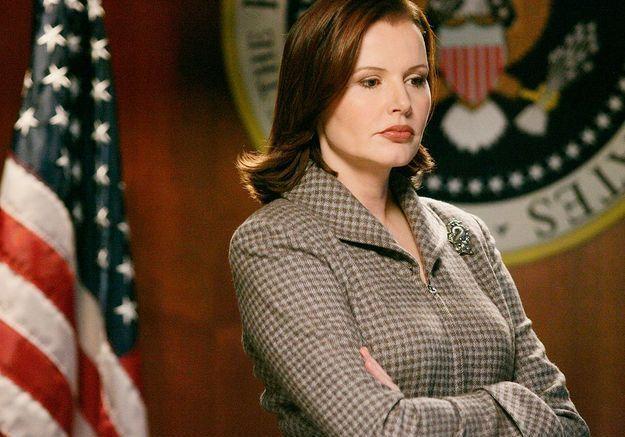 Geena Davis dans Commander In Chief
