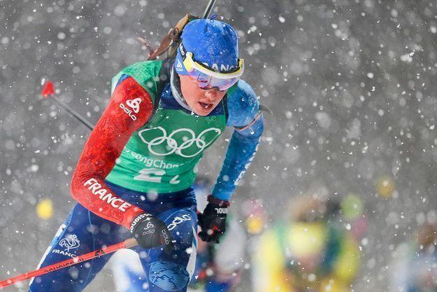 Marie Dorin-Habert, une dernière victoire olympique