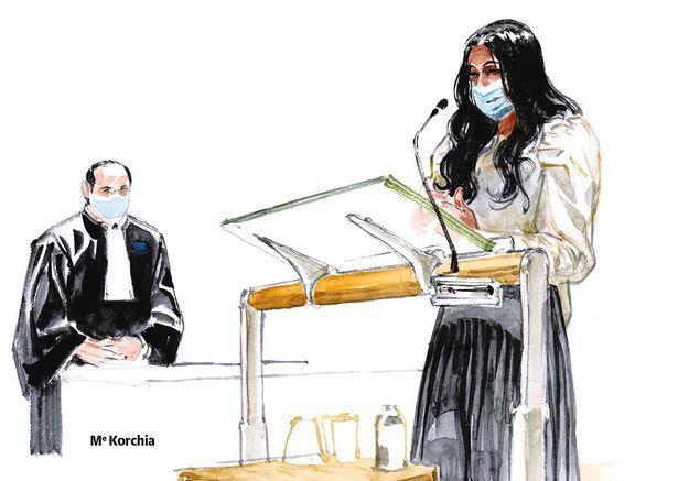 Le procès Charlie en trois dessins émouvants