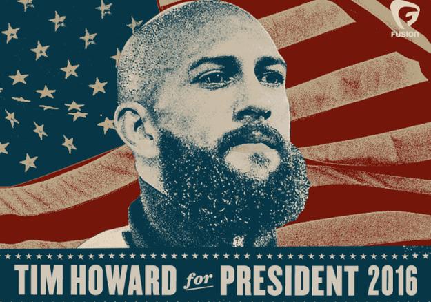 Tim Howard, le héros américain