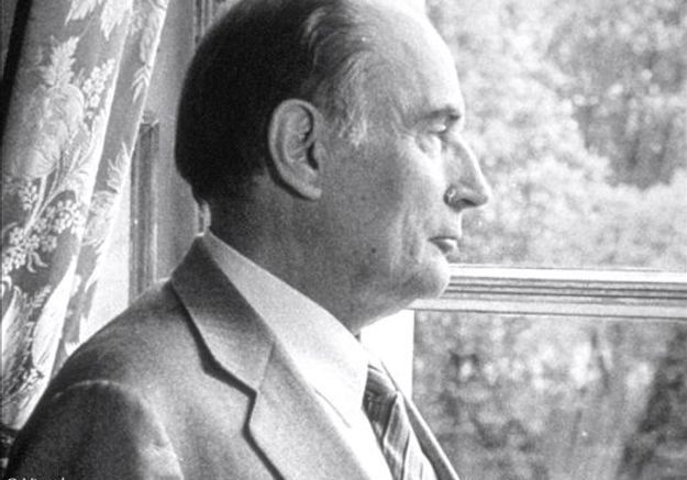 François Mitterrand 1982