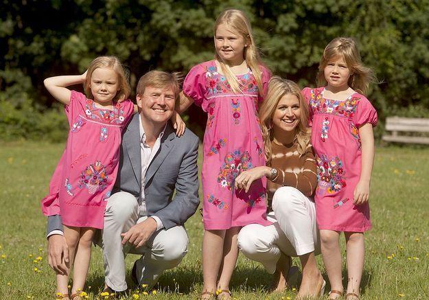 Ses trois filles