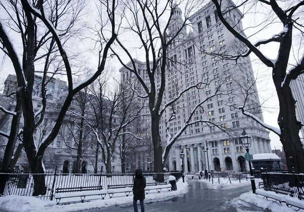 Le City Hall Park