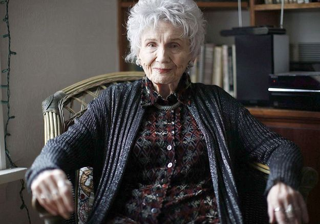 Le prix Nobel de littérature attribué à Alice Munro