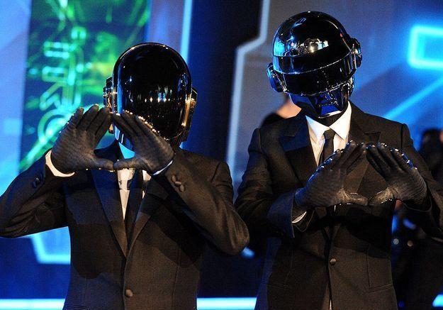 Le retour triomphal de Daft Punk