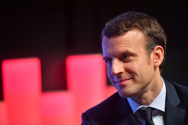 Emmanuel Macron (En marche !)