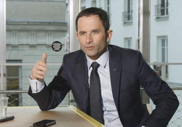 Les candidats face à la rédaction : Benoît Hamon, l'interview en intégralité