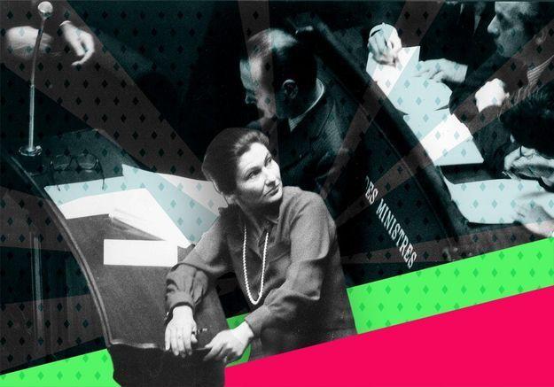 Simone Veil, celle qui a libéré les femmes