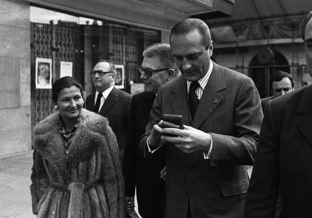 Alliée du Premier ministre Chirac