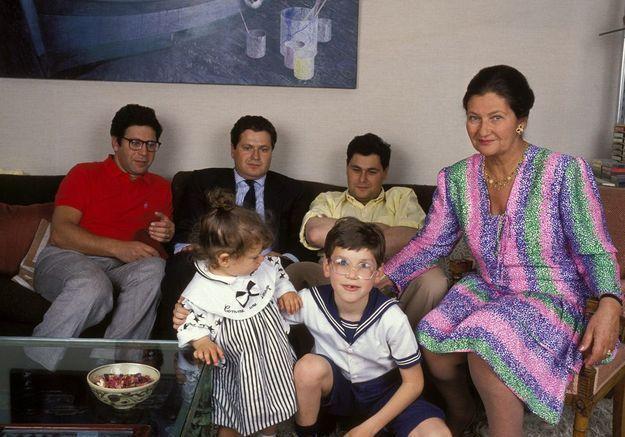 Matriarche d'une grande famille