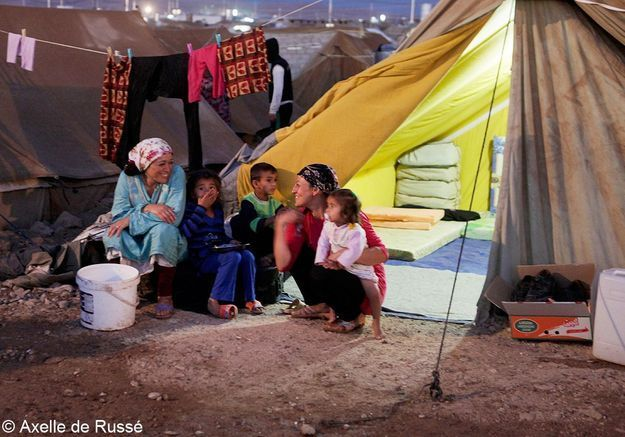 Syriens, la vie et rien d'autre