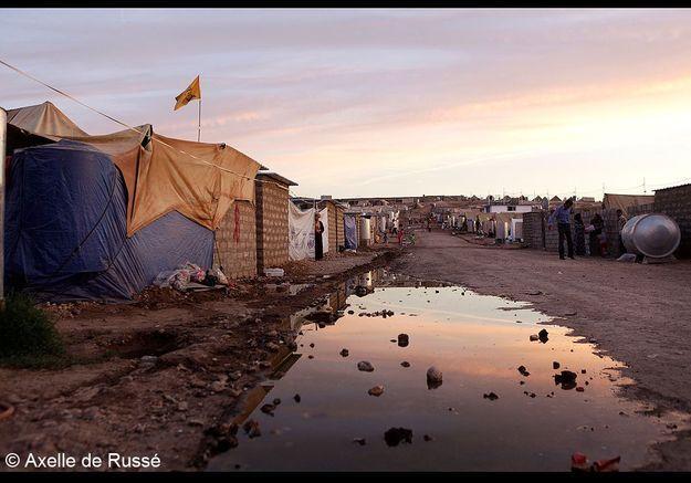 Les réfugiés syriens craignent l'arrivée de l'hiver
