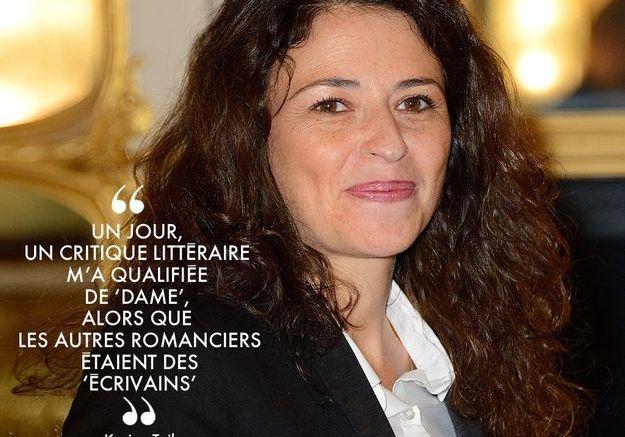 Karine Tuil, écrivaine