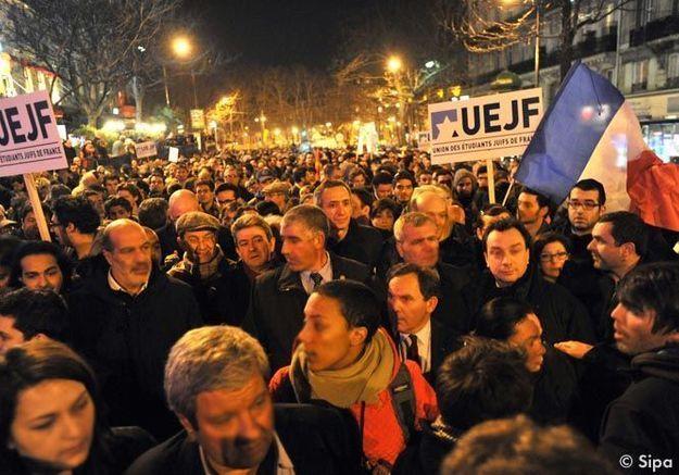 Marche Silencieuse Paris