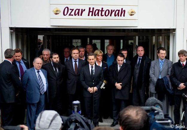 Nicolas Sarkozy à Toulouse