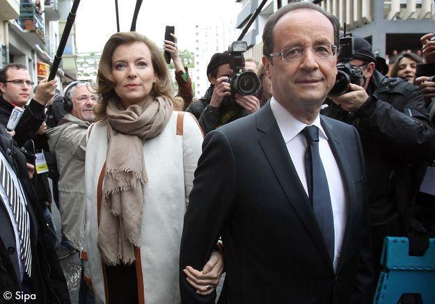 Aux côtés de François Hollande