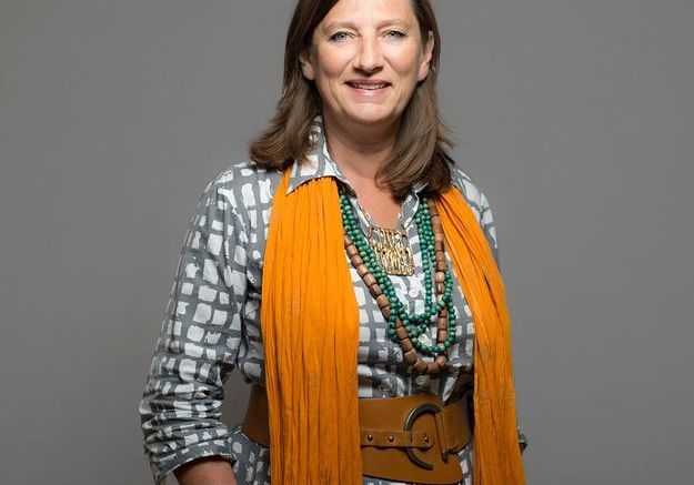 Frédérique Clavel, celle qui stimule l'entrepreneuriat féminin