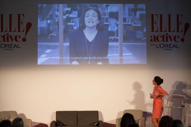 Le message de Sheryl Sandberg