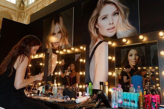 Sur le corner L'Oréal Paris