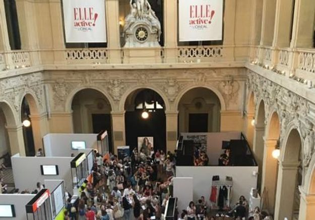 ELLE Active à Lyon : revivez la journée en direct