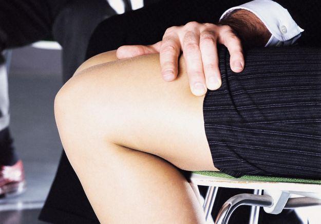 Harcèlement sexuel au travail : 1 Française sur 3 y a été confrontée !