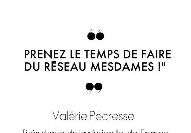 Valérie Pécresse, présidente de la région Ile-de-France