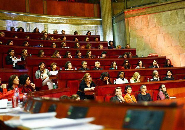 Débats dans l'hémicycle du CESE
