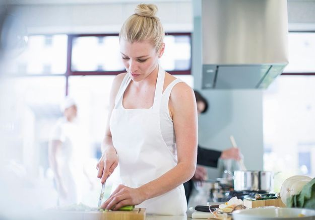 Réinsertion professionnelle : la cuisine comme tremplin