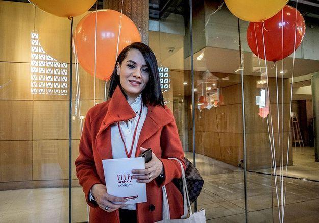Nassira, 38 ans, business developer